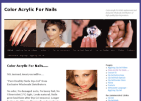 coloracrylicfornails.com