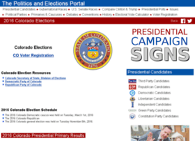 colorado.state-election.info