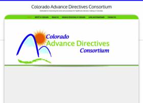 coloradoadvancedirectives.com
