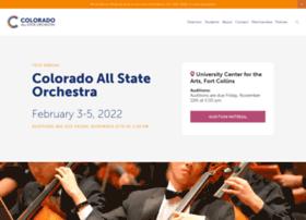 coloradoallstateorchestra.org