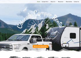 coloradocamperrental.com