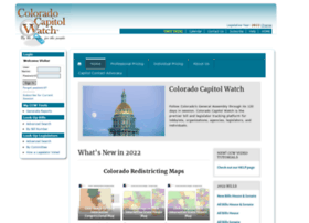 coloradocapitolwatch.com