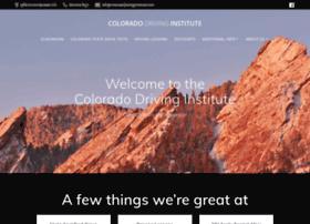 coloradodrivinginstitute.com