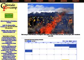 coloradofirecamp.com