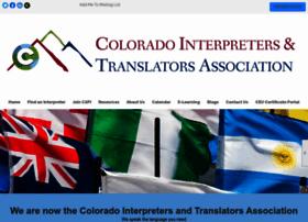 coloradointerpreters.org