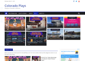 coloradoplays.com