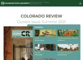 coloradoreview.colostate.edu