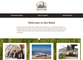 coloradoscenicrails.com
