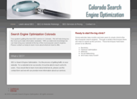 coloradosearchengineoptimization.net