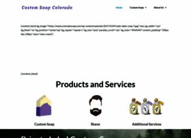 coloradosoap.com