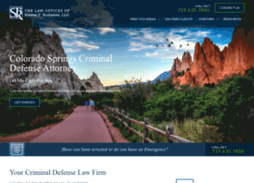 coloradospringscriminaldefense.net