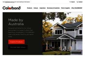 colorbond.com.au