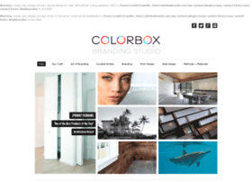 colorboxbrands.com