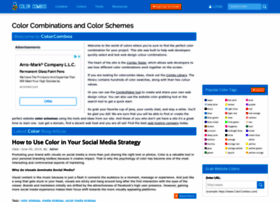 colorcombos.com