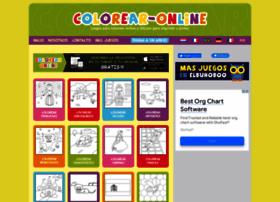 www.colorear-online.com Visit site