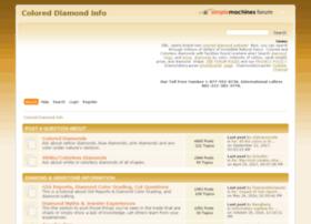 coloreddiamond.info