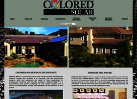 coloredsolar.com