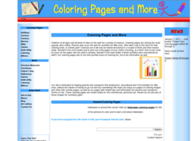 coloring-pages-and-more.com