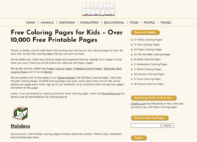 coloringbookfun.com