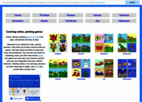 coloringpaintinggames.com