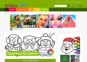 images of Colorir Info Desenhos Para E Pintar On Line Gr Tis Em