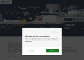 colorline-cargo.com