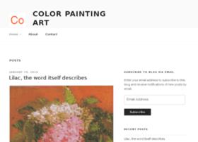 colorpaintingart.com