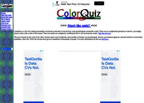 colorquiz.com