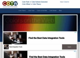 colorsontheweb.com
