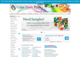 colortradeprint.com