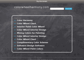 colorwheelharmony.com