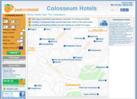 colosseumhotels.com
