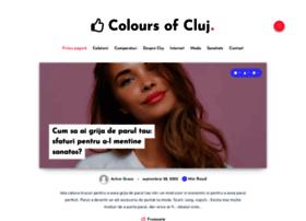 coloursofcluj.ro