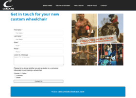 colourswheelchair.com