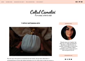 coltulcameliei.com