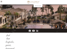 columbia-hotels.com
