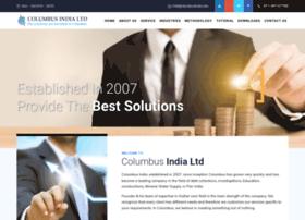 columbusindia.com