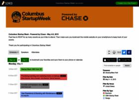columbusstartupweek2015.sched.org