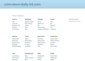 com-news-daily-int.com