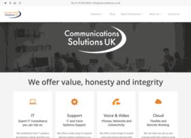 com-solutions.co.uk