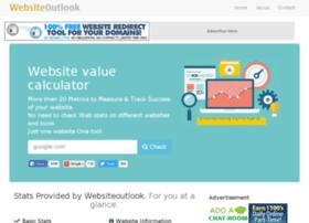 com.websiteoutlook.com