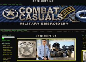 combatcasuals.com