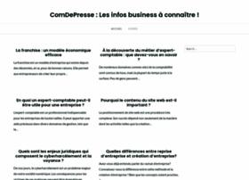 comdepresse.com