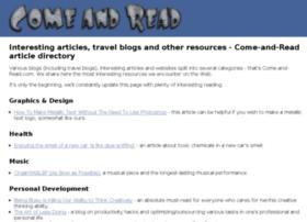 come-and-read.com