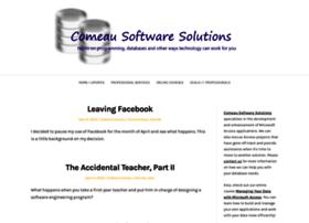 comeausoftware.com