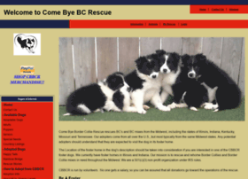 comebyebcrescue.rescuegroups.org