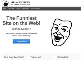 comediansamplepage.com
