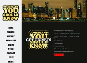 comediansyoushouldknow.com
