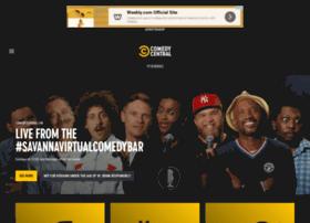comedycentralafrica.com