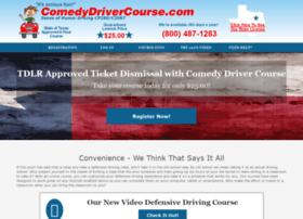comedydrivercourse.com